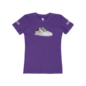 "PR Branded ""CS1"" Women's The Boyfriend Tee"