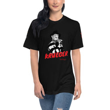 "Load image into Gallery viewer, SwifStyle ""Krueger"" Unisex Crew Neck Tee"