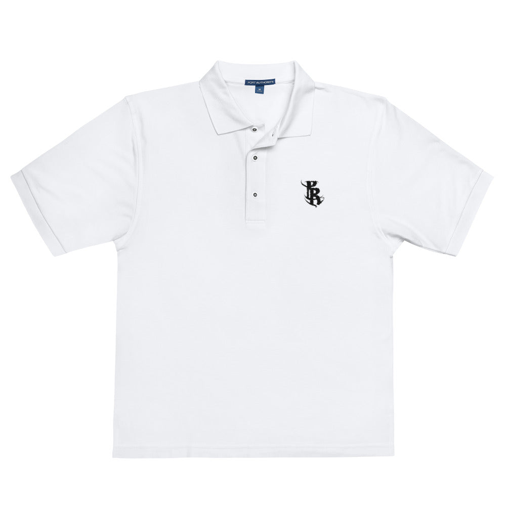 Embroidered PR Logo Polo Shirt