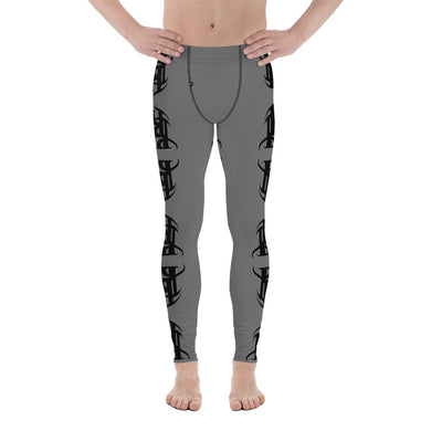 PR Logo Pattern Men's Leggings