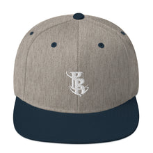 Load image into Gallery viewer, White PR Logo Snapback Hats