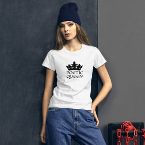 Poetic Queen Women's Short Sleeve T-Shirts
