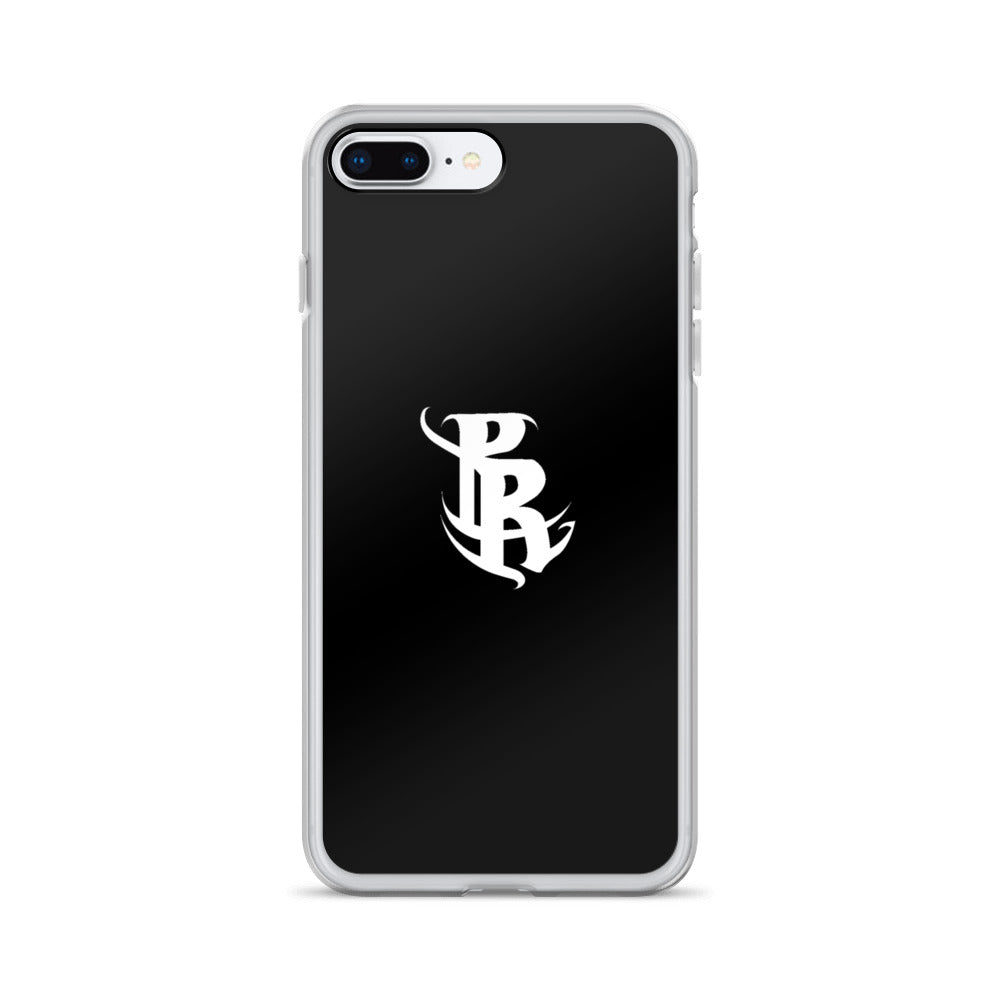 PR Logo iPhone Cases