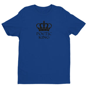 Poetic King Short Sleeve T-Shirts