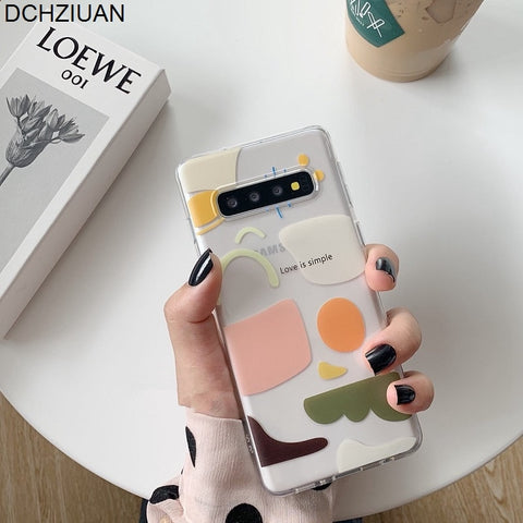 Love is Simple Phone Case For Samsung Galaxy