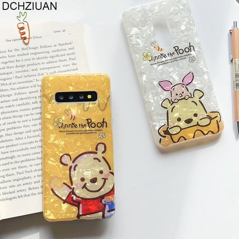 Winnie The Pooh Phone Cases For Samsung Galaxy
