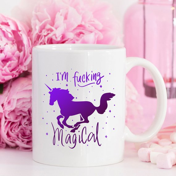 I'm F*cking Magical Unicorn Mug