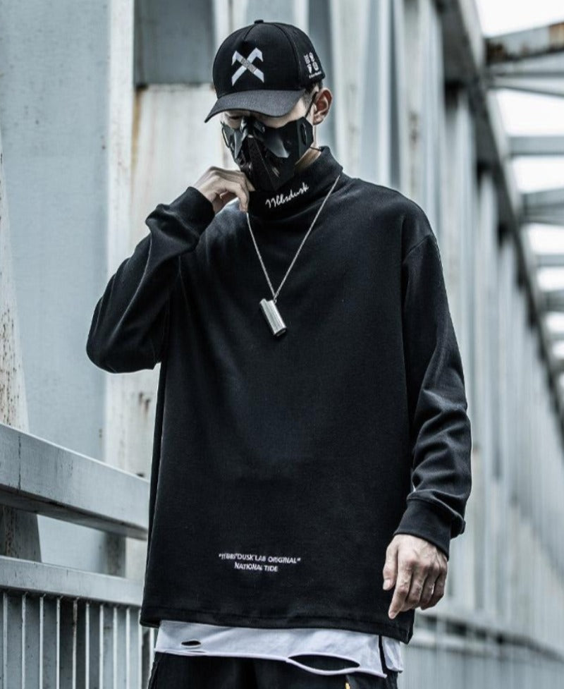 WLS High Neck Long Sleeve