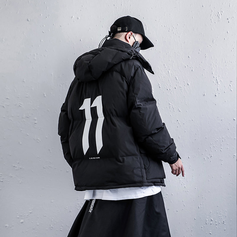 WLS Tech XX Winter Jacket