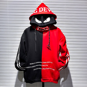 "WLS ""EVIL EYES"" Double Hoodie (Best Selling)"