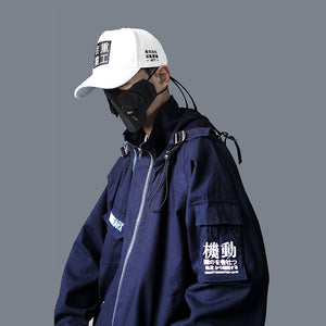 WLS Air Force X11 - Military Jacket
