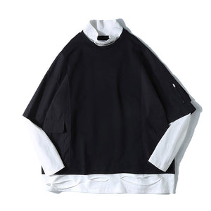 WLS Ripped - Double Sweater