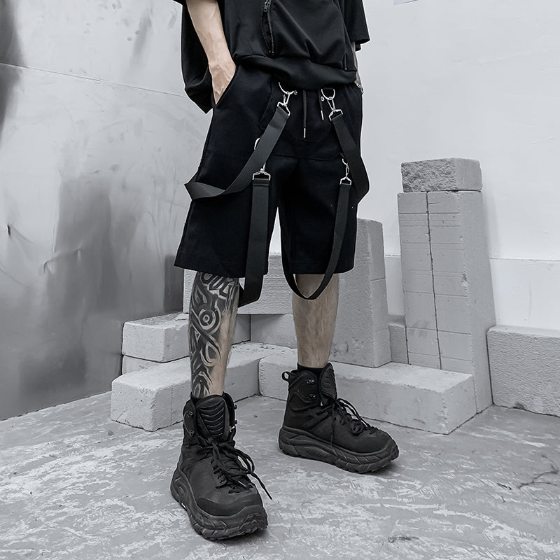 WLS Complex Techwear Shorts