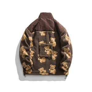 WLS Teddy Sherpa Coat