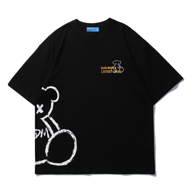 WLS Teddy X T-Shirt