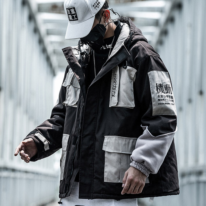 WLS Lion X11 - Winter Jacket