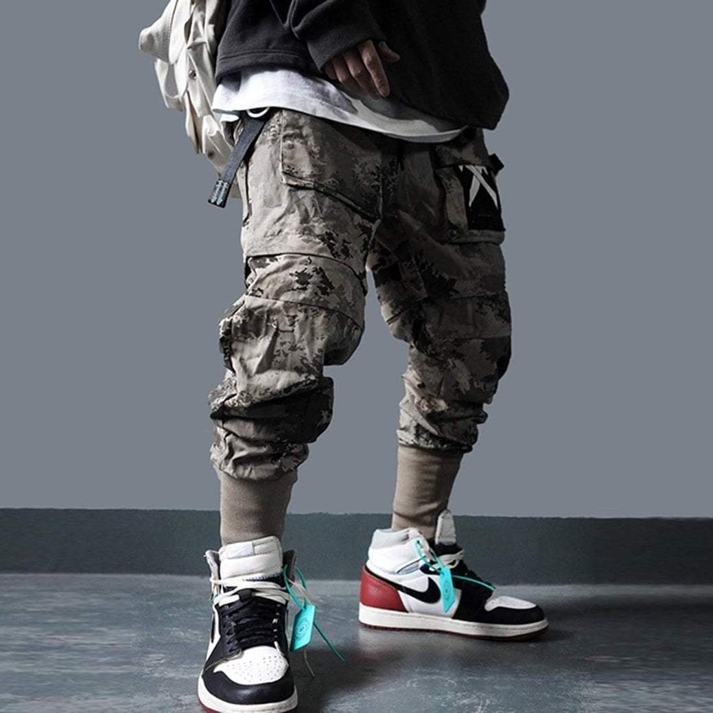 "WLS ""X Dark"" Camo Pants"
