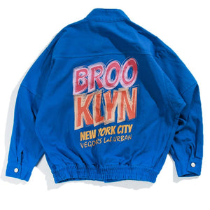"""Brooklyn"" Denim Jacket"