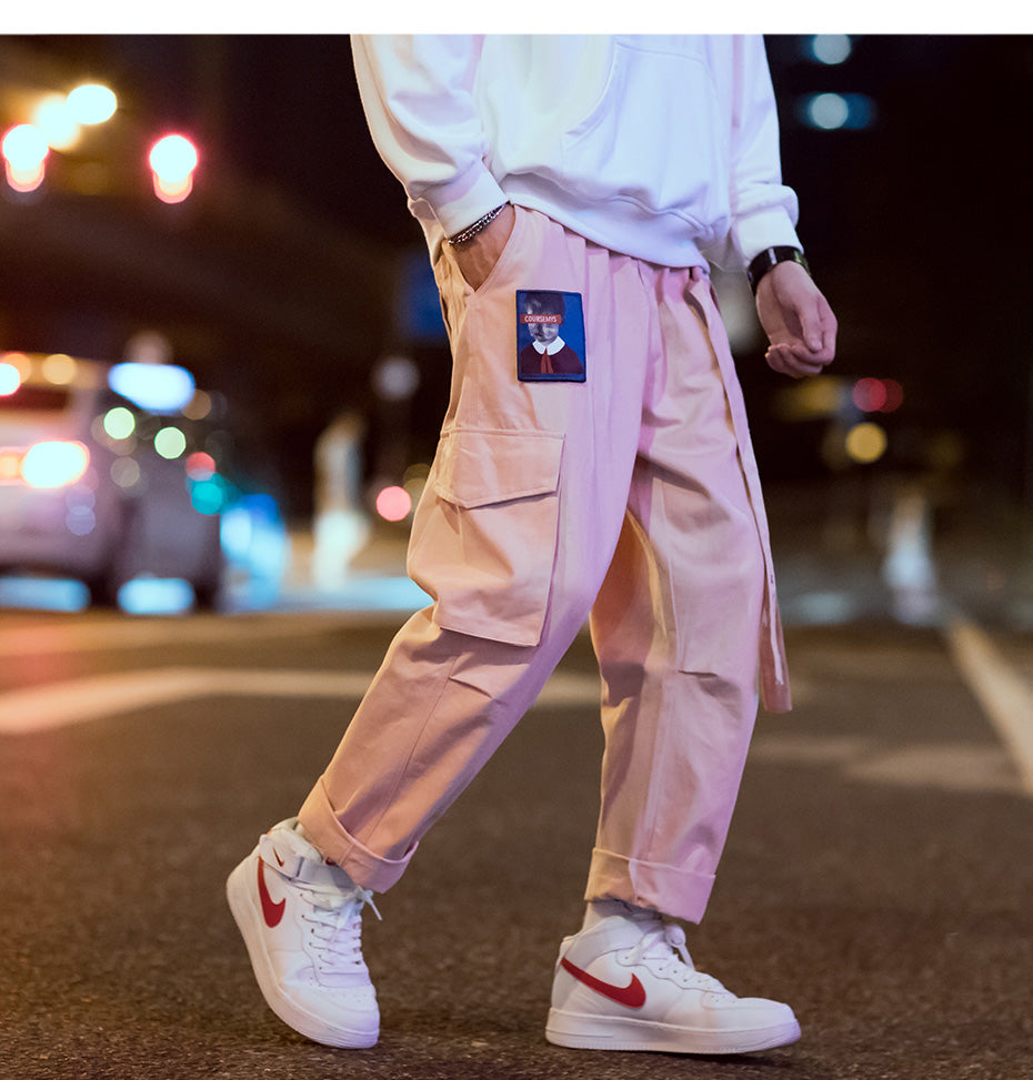 WLS 'Strap' - Cargo Pants