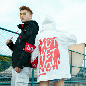 """Not Yet Now"" Jacket"