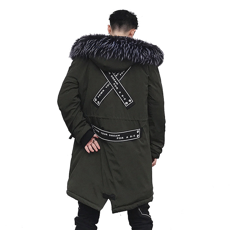 """Dreamy"" Winter Parka"
