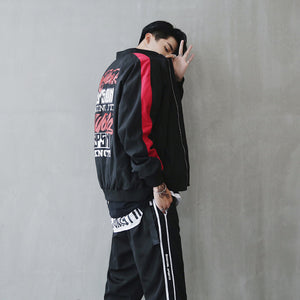"""New York"" Bomber Jacket"