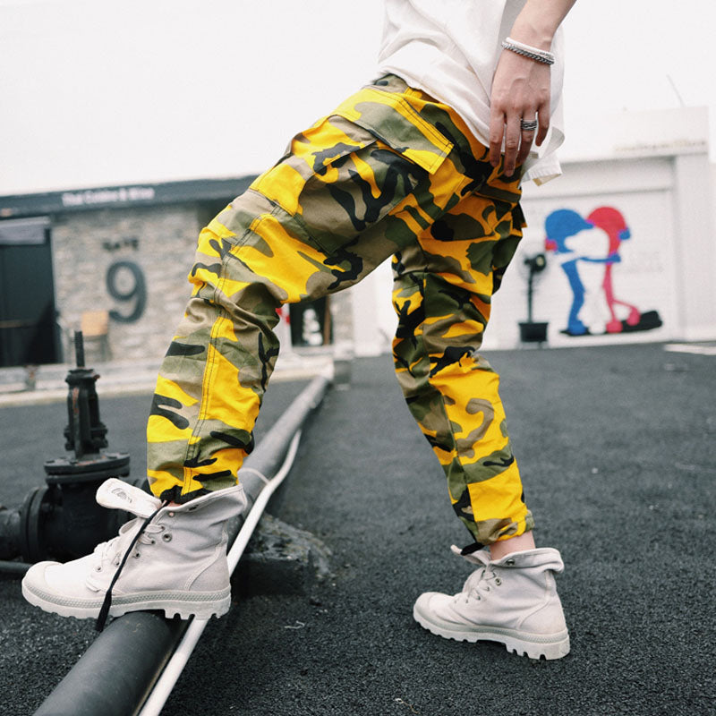 Break Camo Pants (8 variants)