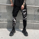 """Split Snow Army"" Pants"