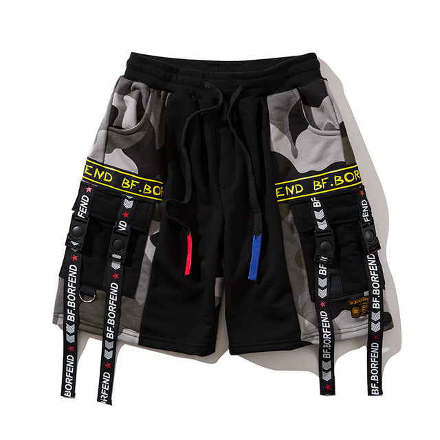 """Street Kings"" Shorts"