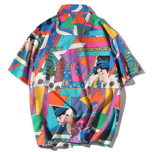"""Abstract Artwork"" Shirt"