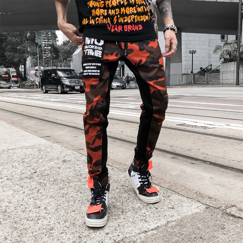 """Patchwork"" Joggers"