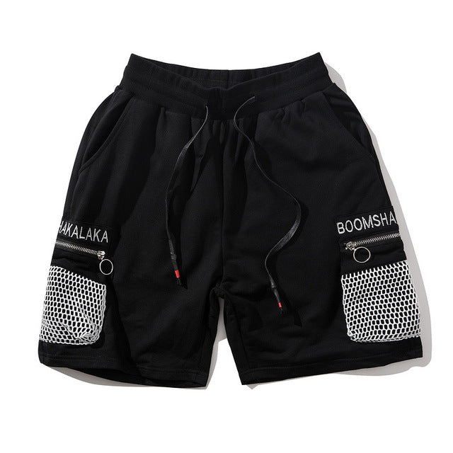 """Twin Pockets"" Shorts"