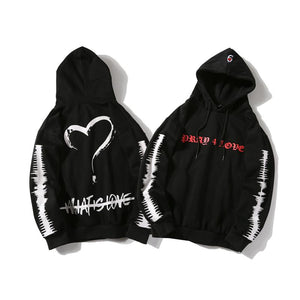 """What is Love"" Hoodie"