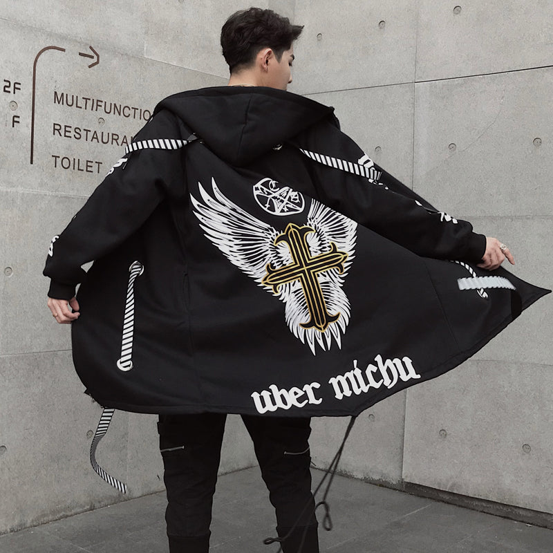 """Wings"" Trench Coat"