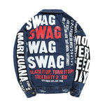 """Swag"" Denim Jacket"