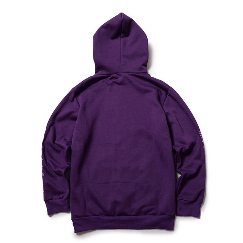 """Ninja Fresh"" Embroidered Hoodie"