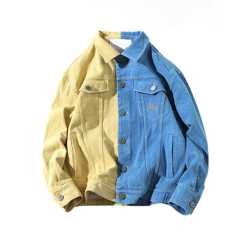 """Ace"" Denim Jacket"
