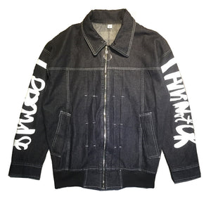 """Famous"" Denim Jacket"