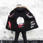 """We Love Street"" Winter Parka"
