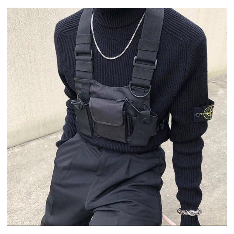 "WLS ""Spectre"" Chest Bag"