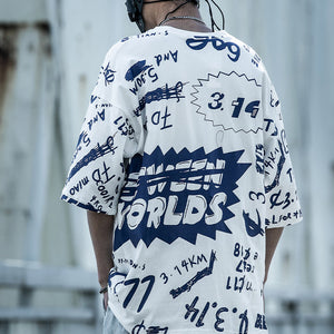 WLS Marseille Street T-Shirts