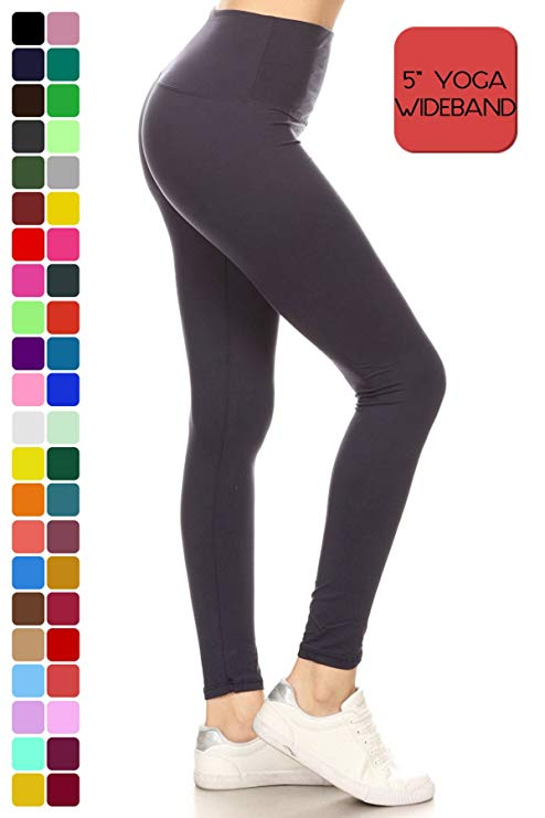 Leggings - navy, burgundy, grey, black