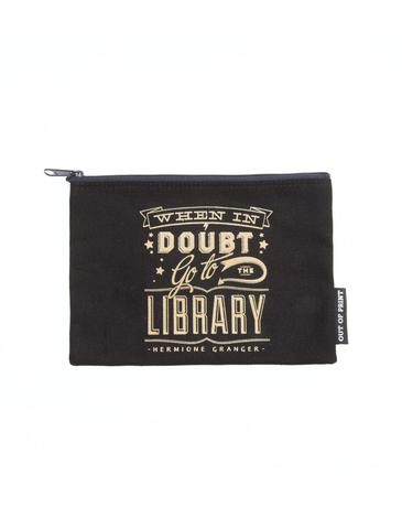 Pouch - When in Doubt