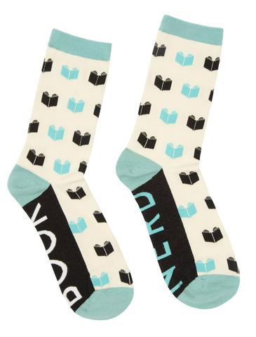 Socks - Book Nerd