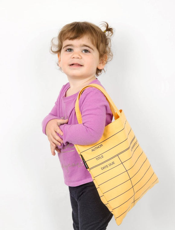 Tote Bag - Library Card (Kid's Tote)