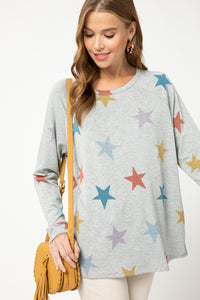 Stars Galore Lightweight Top