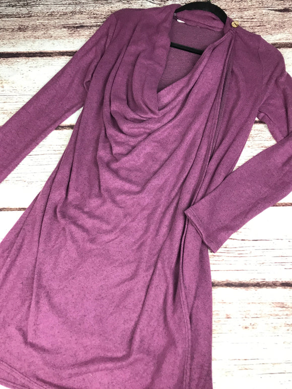 Your Favorite Cardigan - purple