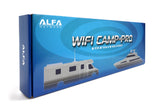 CampPro - Compact Wi-Fi Range Extender & 1 Port Router