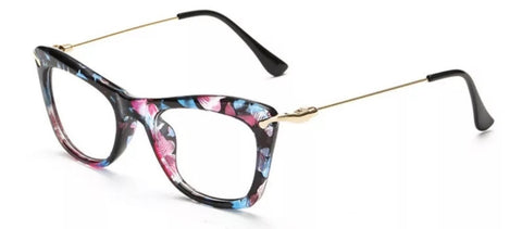 RESTOCK Now Available!!! Cat Eye Flower Print