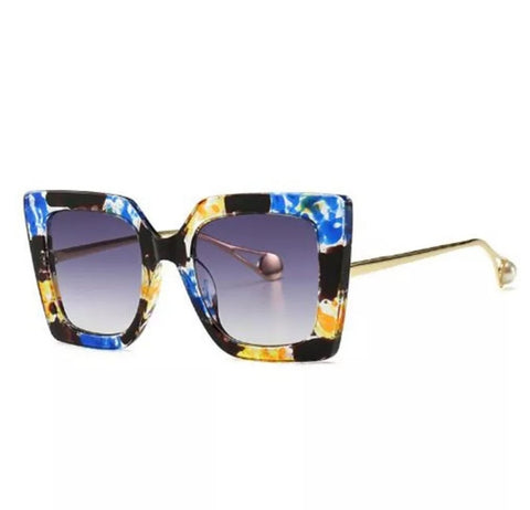 Floral Sunglasses/SOLD OUT!